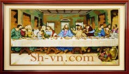 Gods Hand embroidery 'Twelve apostles of Jesus Christ (2220)'