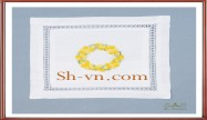 Hand emberoidered clothing 'Hand embroidery patterns (246)'
