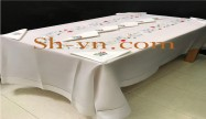 Hand emberoidered tablecloths 'Table-cloth pattern (449)'