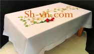 Hand emberoidered tablecloths 'Table-cloth pattern (447)'