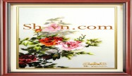 Peony embroidery 'Peony embroidery pattern (2282)'