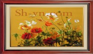 Silk embroidery art for sale  'Silk embroidery kits (1038)'