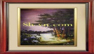 Silk embroidery art for sale 'Silk embroidery kits (2133)'