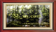 Silk embroidery art for sale 'Silk embroidery kits (2137)'