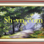 Hand-embroidery-Lanscapes (55)SHVN-2355-60x80cm