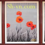 Poppies-hand-embroidery-poppy-100cmx160cm